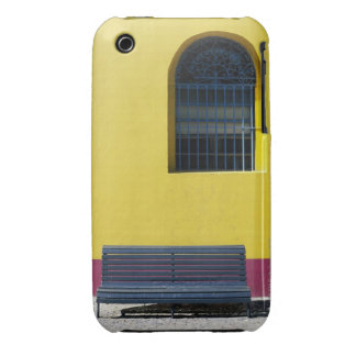 Window and Bench iPhone 3 Case-Mate Case