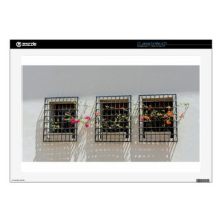 window and wall laptop decal