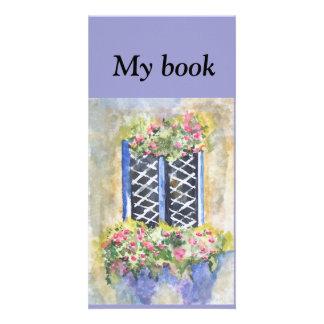 window-bookmark photo greeting card