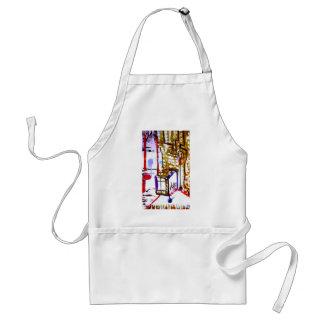 window box adult apron