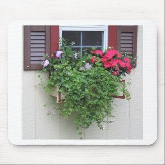 window box mouse pad