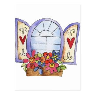 Window Box Postcards