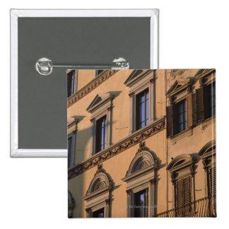 Window 2 Inch Square Button