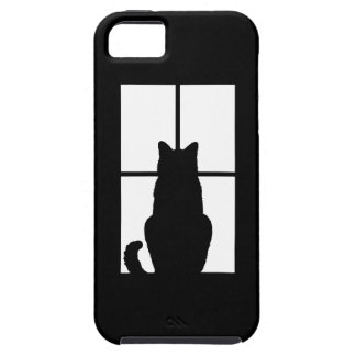 Window Cat Click to Customize Get any color decor iPhone 5 Case
