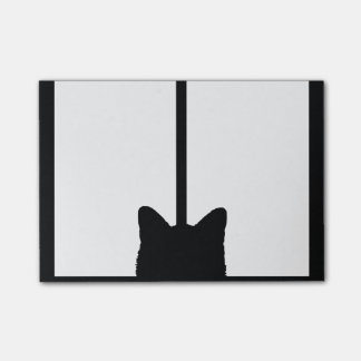 Window Cat Click to Customize Get any color decor Post-it® Notes