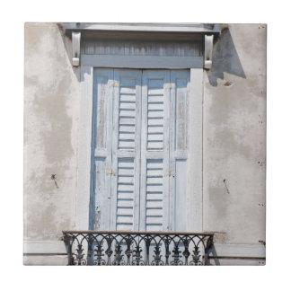 Window Ceramic Tile