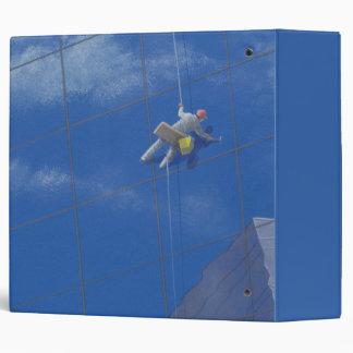 Window Cleaner 1990 3 Ring Binder