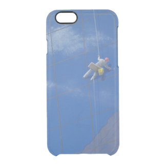 Window Cleaner 1990 Clear iPhone 6/6S Case