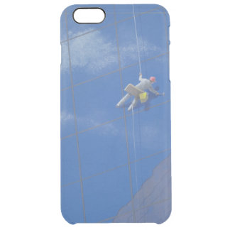 Window Cleaner 1990 Clear iPhone 6 Plus Case