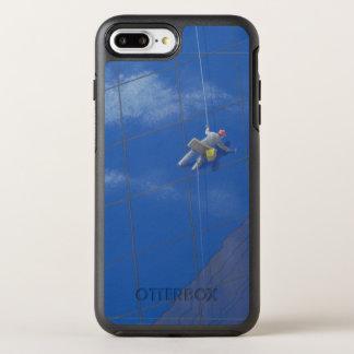 Window Cleaner 1990 OtterBox Symmetry iPhone 7 Plus Case