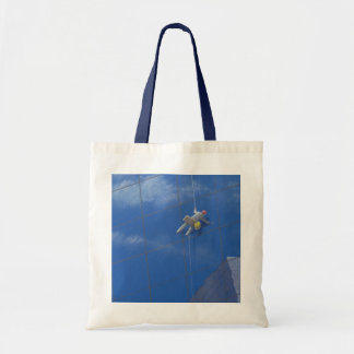 Window Cleaner 1990 Tote Bag