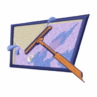 Window Cleaning Logo Polo