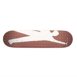 Window Cleaning Skate Board