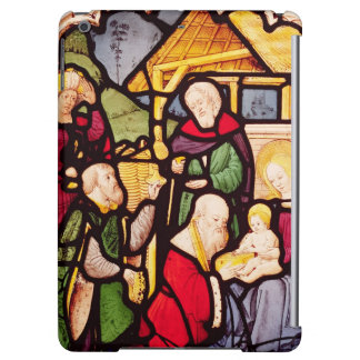 Window depicting the Adoration of the Magi iPad Air Case