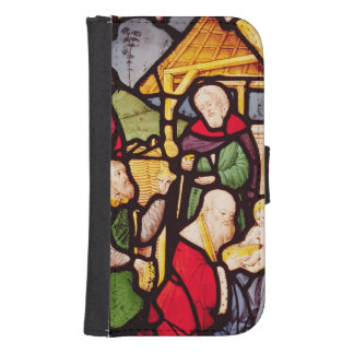 Window depicting the Adoration of the Magi Phone Wallet