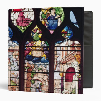 Window depicting the Nativity Binders