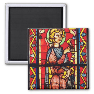 Window depicting the prophet Obadiah, c.1270-75 Magnet