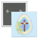 Window Egg and Cross Button