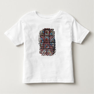 Window from the ambulatory toddler t-shirt