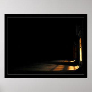Window Glow Posters