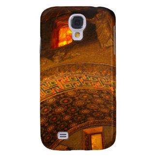 Window Gold Galaxy S4 Case