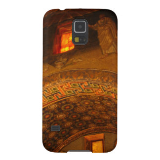 Window Gold Galaxy S5 Cover