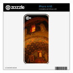 Window Gold iPhone 4S Decal