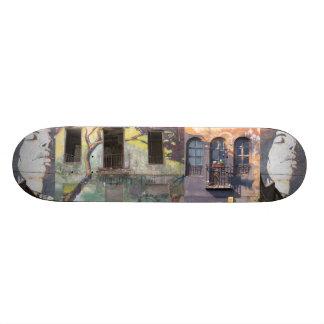 Window Graffiti Skateboard