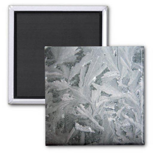Window Ice 1 Magnet