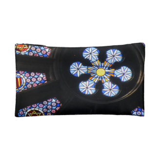 Window in Barcelona double-sided Cosmetic Bag