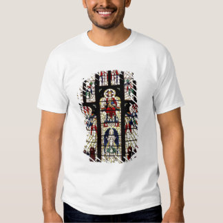 Window in Worcester Cathedral, 15th century T-Shirt