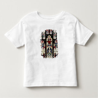 Window in Worcester Cathedral, 15th century Tee Shirt