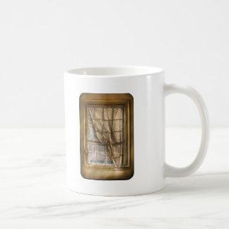 Window - Letting a little light in Coffee Mugs