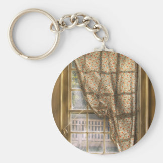 Window - Letting a little light in Key Chains