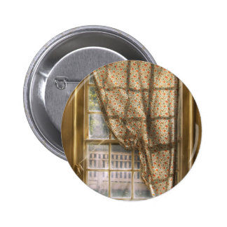 Window - Letting a little light in Pinback Buttons