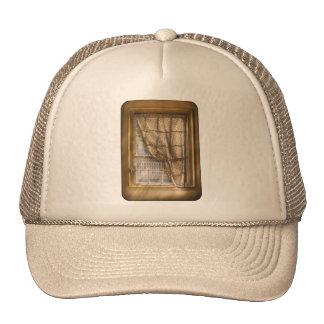 Window - Letting a little light in Trucker Hats