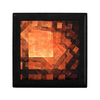 Window Light Abstract Art Gift Box