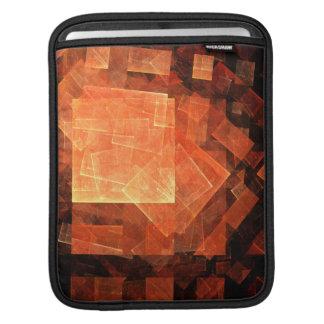 Window Light Abstract Art iPad Sleeve