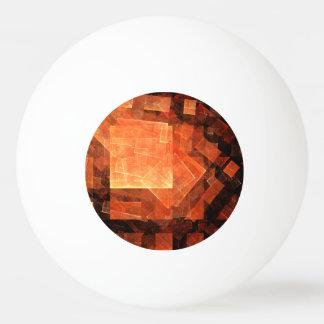 Window Light Abstract Art Ping-Pong Ball