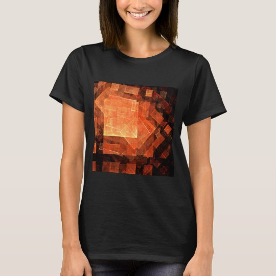 Window Light Abstract Art T-Shirt