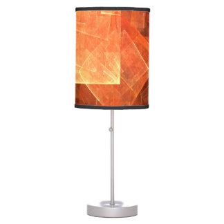 Window Light Abstract Art Table Lamp