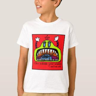 Window Monster T-Shirt