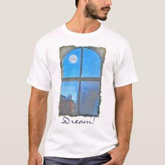 Window of Dreams Motivational Art T-Shirt