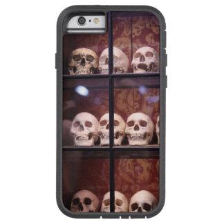 Window of Human Skulls iPhone6 Case