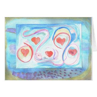 Window of my Heart Card