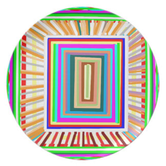 WINDOW of opportunity Elegant Energy Design GIFTS Party Plates