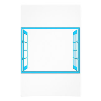 Window of Opportunity Stationery Design