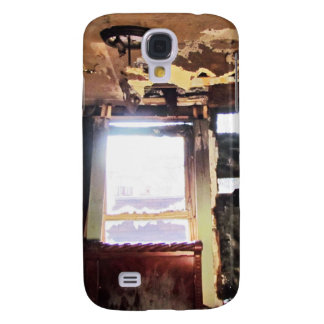 Window of Poverty Galaxy S4 Covers