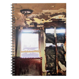 Window of Poverty Notebook