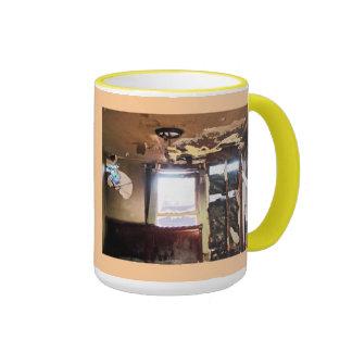 Window of Poverty Ringer Mug